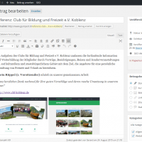 WordPress Editor