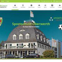 Sportschule Oberwerth