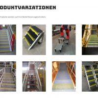 GFK Treppenaufgang 03
